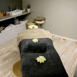 cabane zen table
