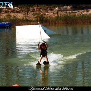 ski nautique fete des pere