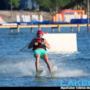 ski nautique débutant