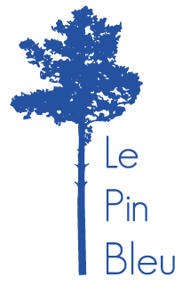 le pin bleu restauration