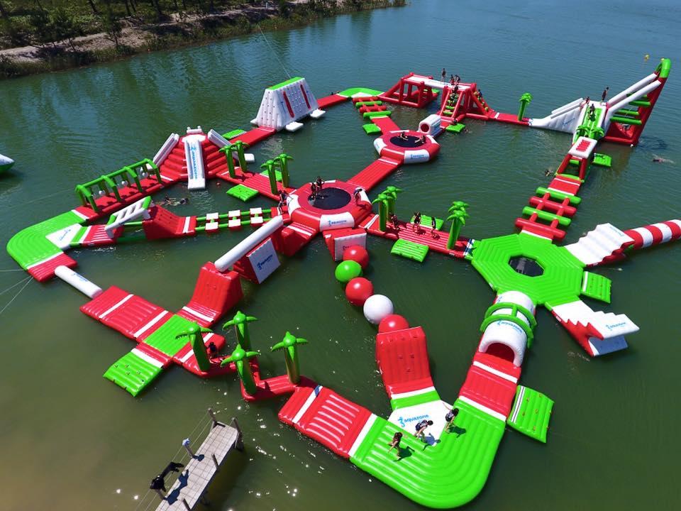 base de loisirs - wake park lakecity