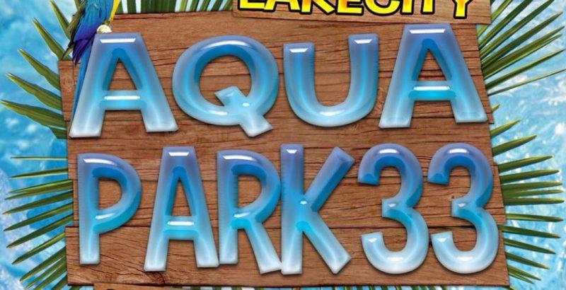 aquapark 33 logo