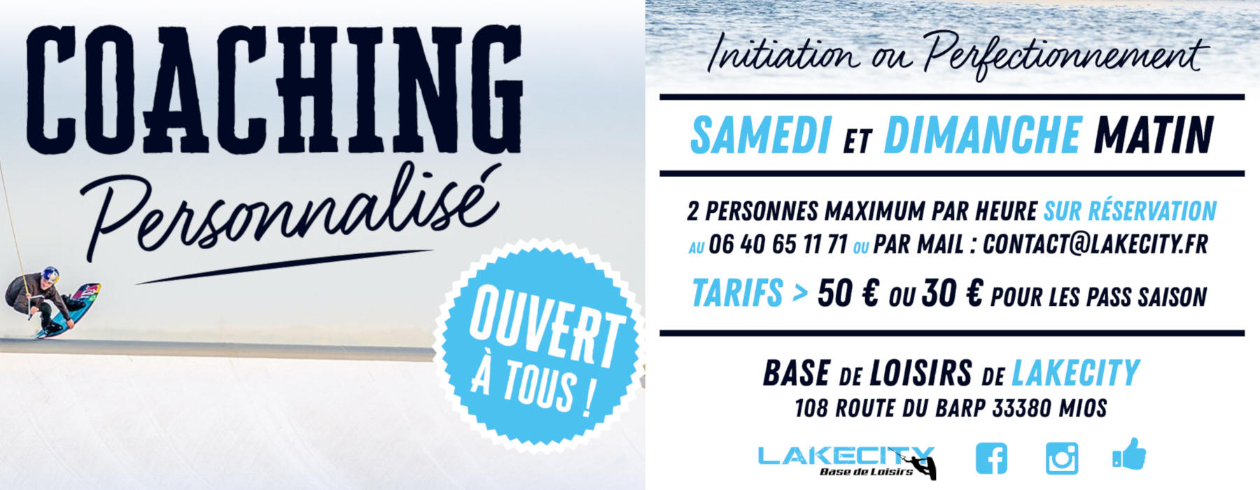 cours particuliers wakeboard