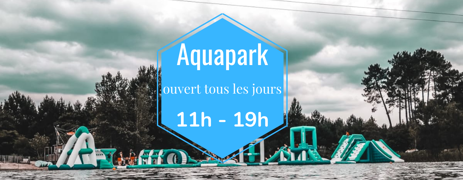 ouverture aquapark