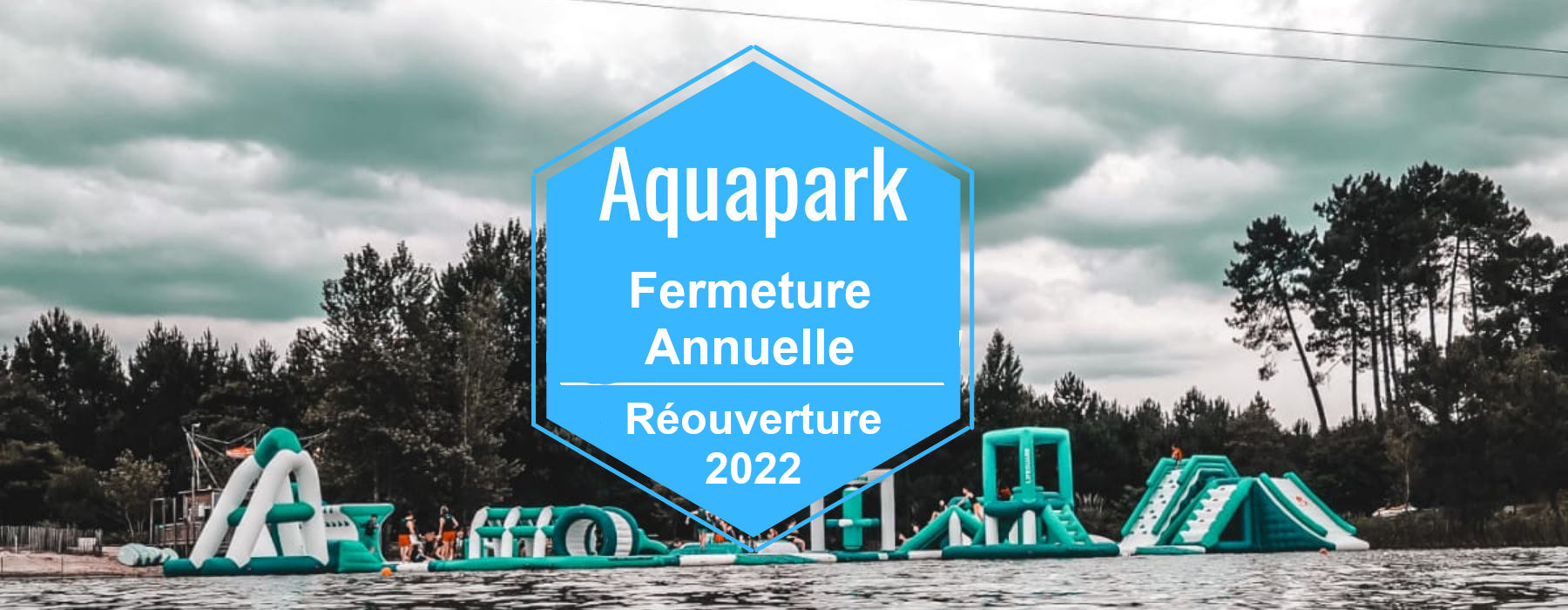 fermeture aquapark